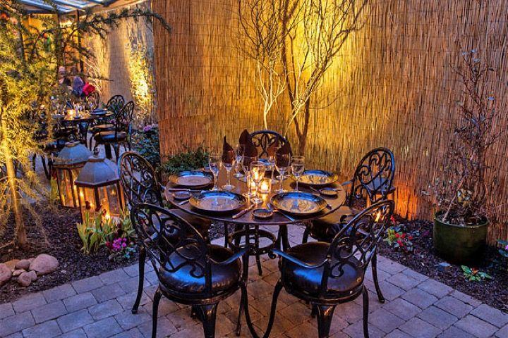 Cheris weekend jazz brunch nyc restaurants outdoor
