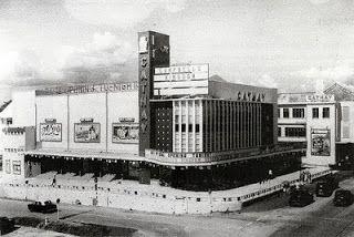 Cathay Cinema in Bukit Bintang.