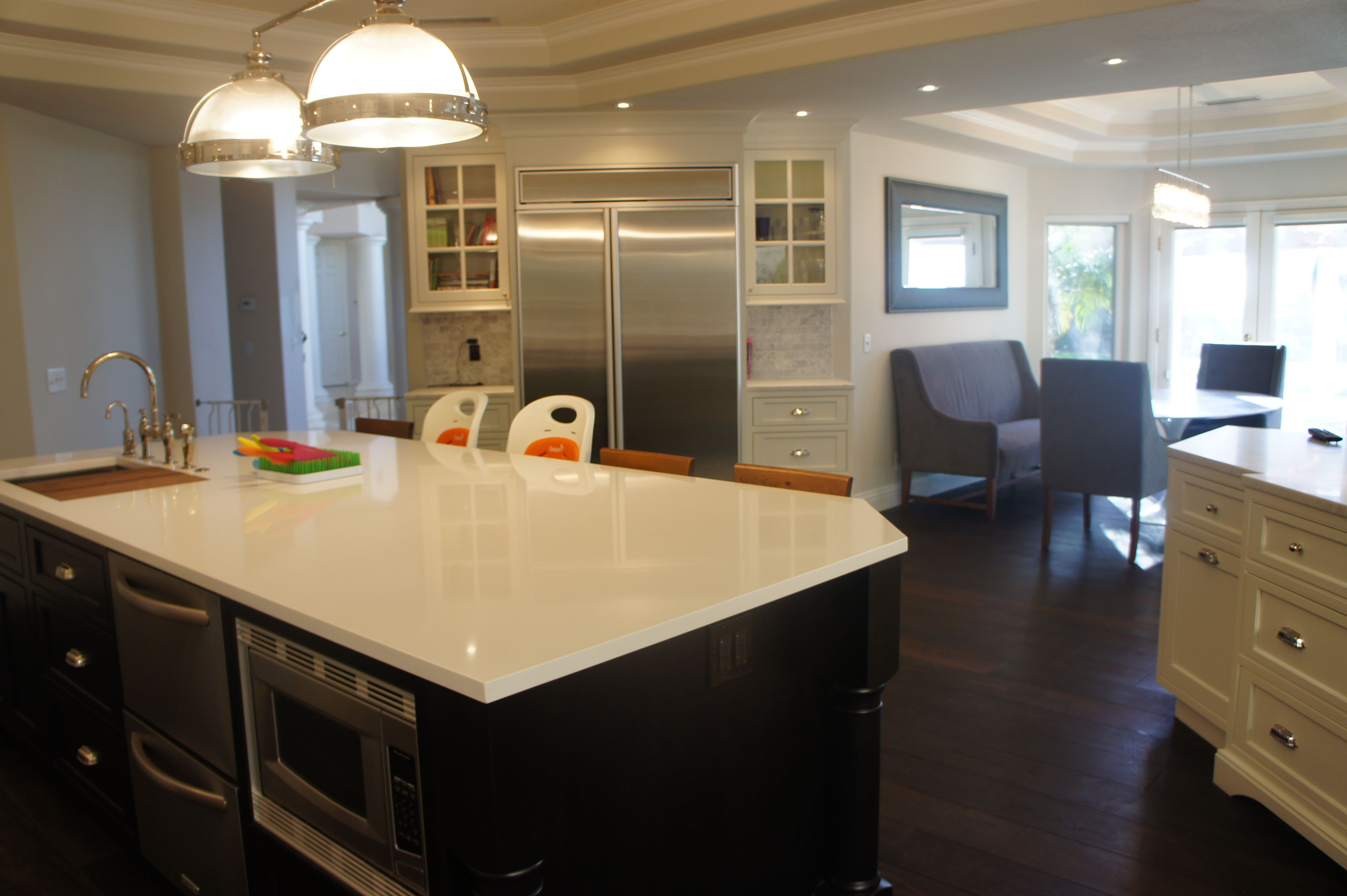 Shiloh Beaded Inset Cabinetry In Riverside California Inset Cabinetry Traditional Kitchen Cabinets Kitchen Design