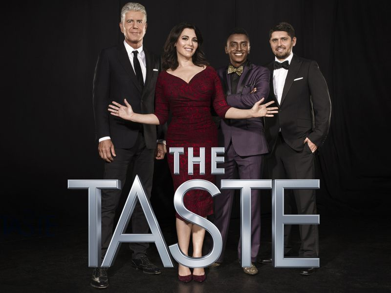 The Taste ABC by Lionel Deluy