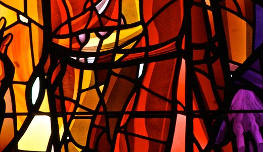 26 Colorful and Creative Stained Glass Textures Glass texture