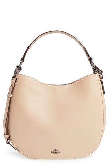 Coach Nomad Hobo Bag Available At Nordstrom
