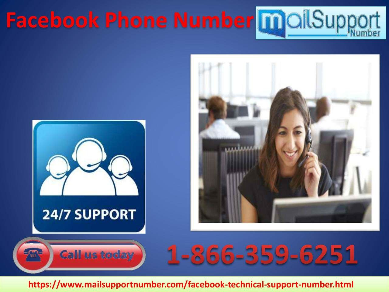 Password Issue? Dial Facebook Phone Number 1866