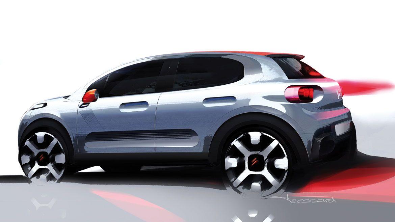 CITROËN C3, IL DESIGN DEL BENESSERE - Auto&Design