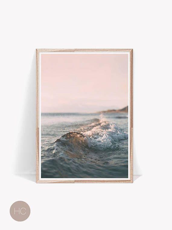 Beach Print Print Wall Decor Beach Photography Beach Wall Print