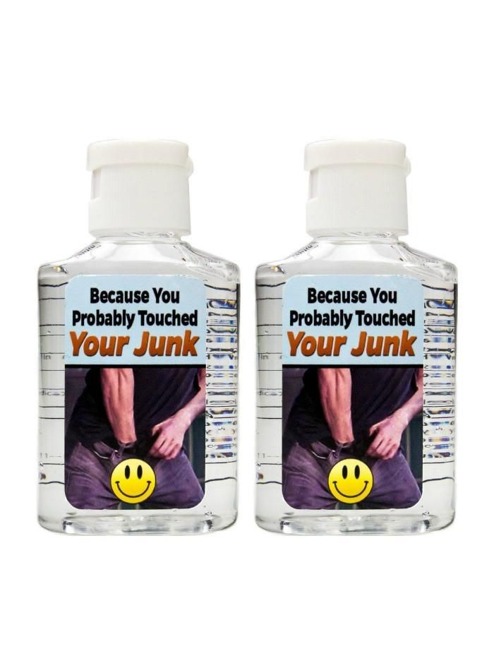 You Probably Touched Your Junk Hand Sanitizer Set Hand Sanitizer