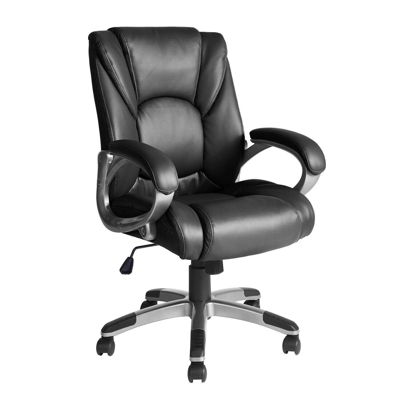 Office Desk Chair Ergonomic Swivel Executive Adjustable Computer Chair Ebay Most Comfortable Office Chair Wooden Office Chair Buy Chair
