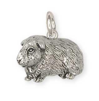 Guinea Pig Charm Jewelry