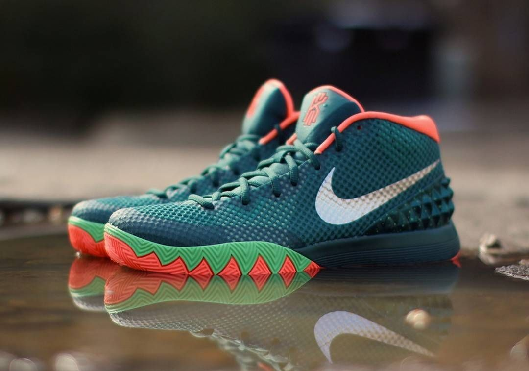 outlet store 059b4 0589b ... spain the kyrie 1 flytrap gets your swag up kyrie1flytrap flytrap  venusflytrap c73dc a1451