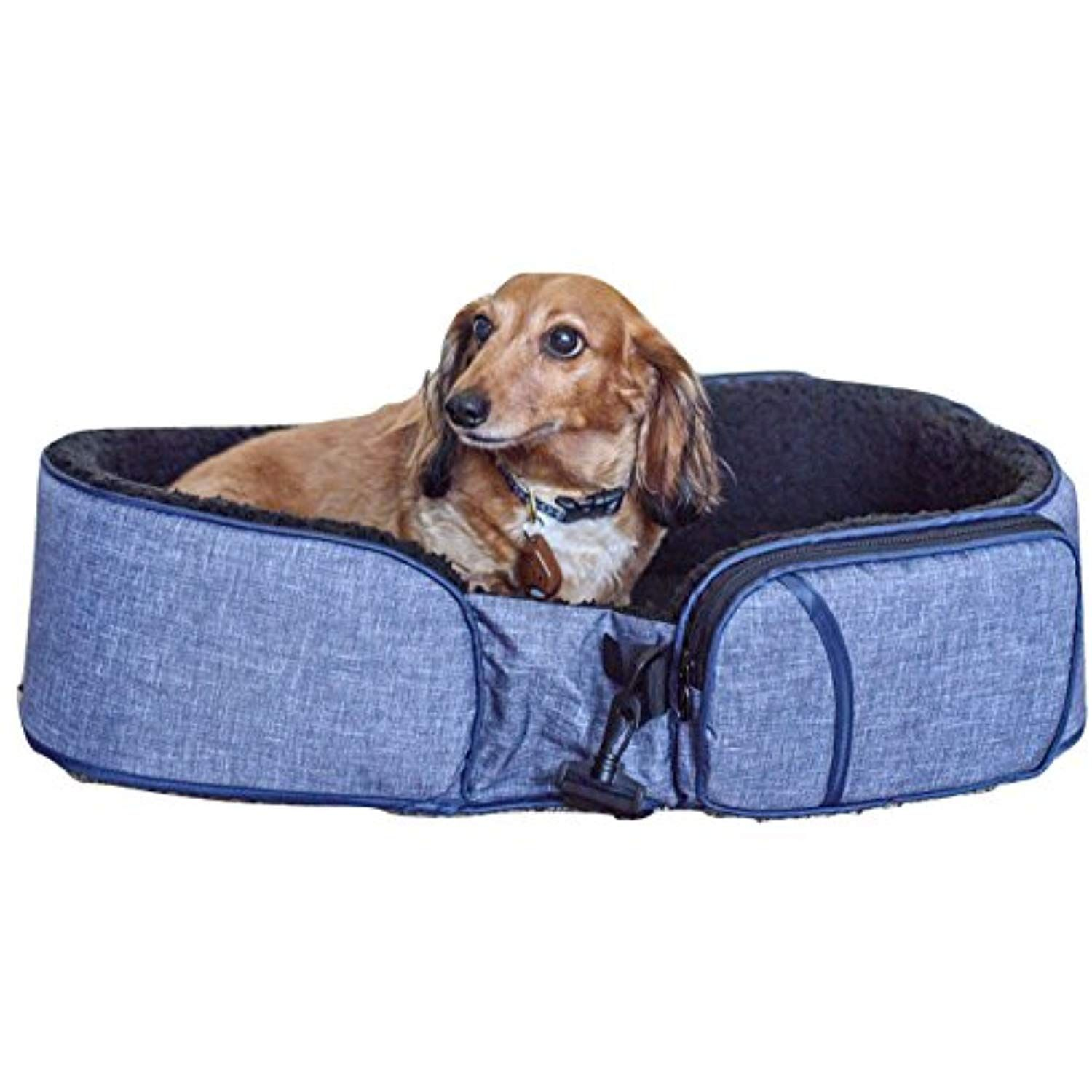 Gen7pets Gen7 Traveler Pet Bed Heather Gray Check This Awesome Product By Going To The Link At The Image This Is An Affiliate Link Pet Bed Cat Bed Pets