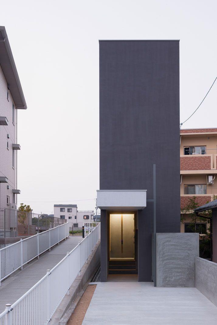 Promenade House By Kouichi Kimura Architects In Shiga Japan