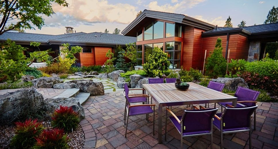 Pacific Northwest Outdoor Living Design Images ... on Outdoor Living Spaces Nw id=56509