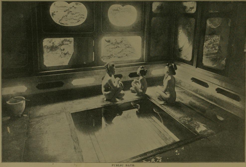 Sentō - Wikipedia, the free encyclopedia | Onsen | Pinterest | Sauna ...