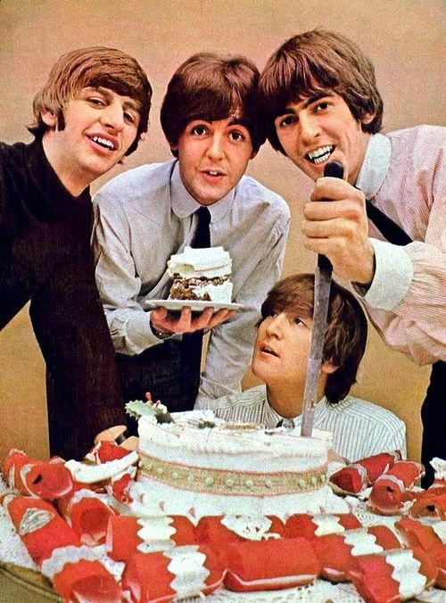 Pin by Gogsi on The Beatles Pinterest – Beatles Birthday Cards