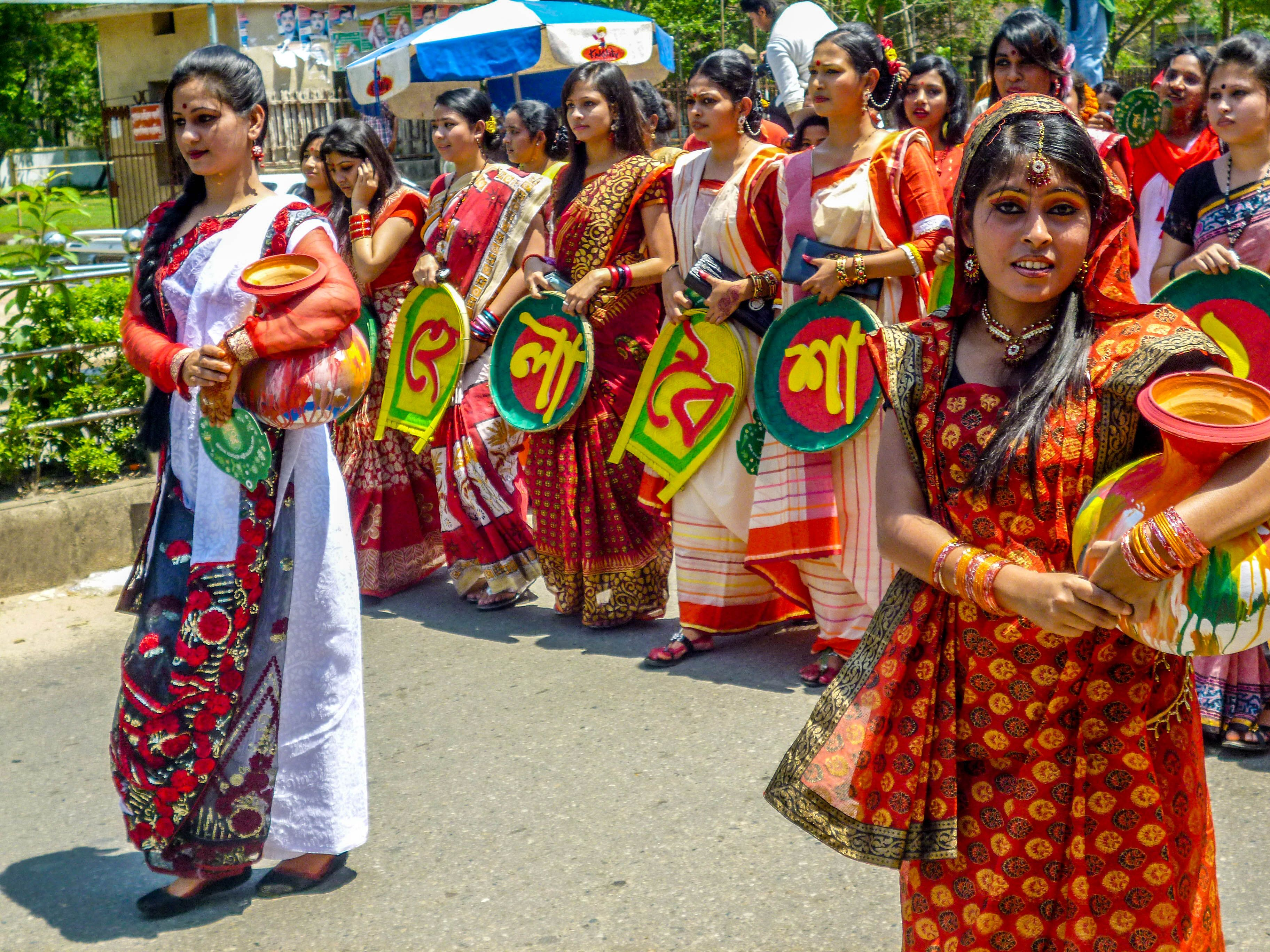 Pin by The Last 100 on 100 Photos of Bangla NEw Year