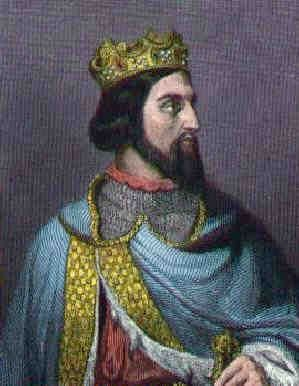 Henry I King of Navarre  24th GGF