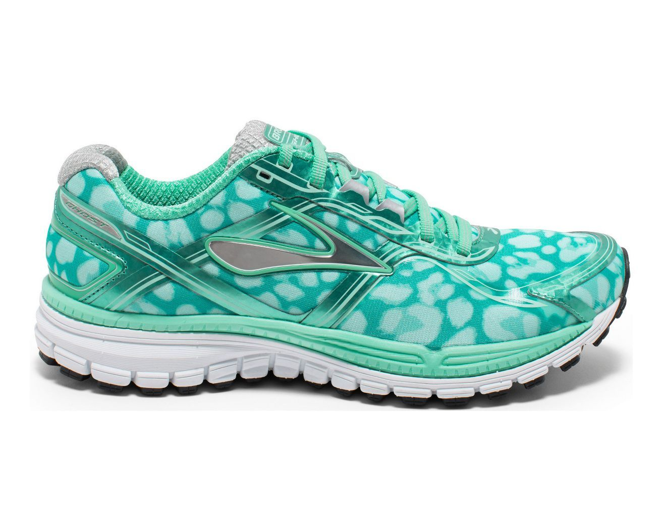 6e290f7e197 Womens Brooks Ghost 8 Urban Jungle Running Shoe at Road Runner Sports