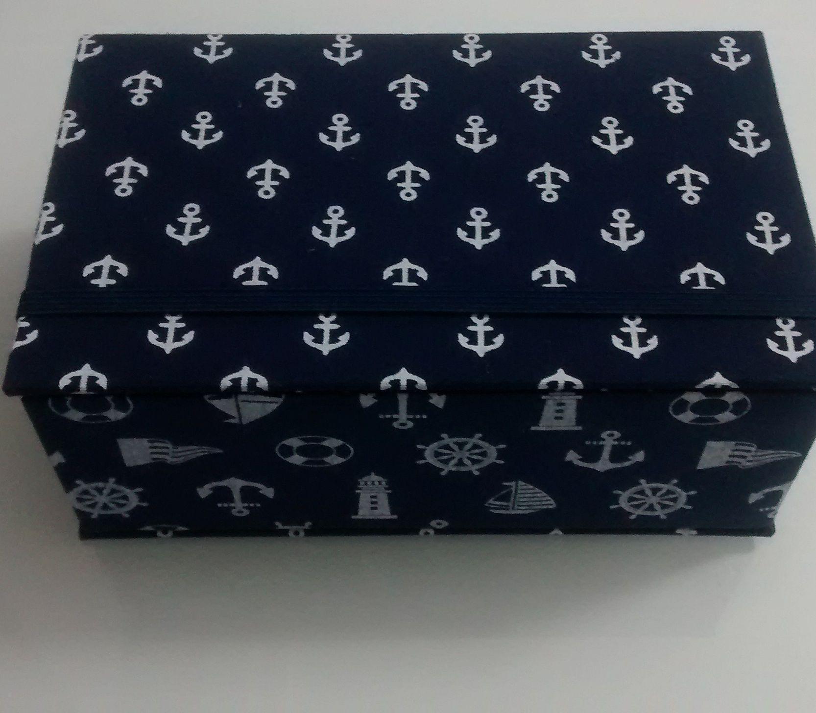 caixa náutica para mimos