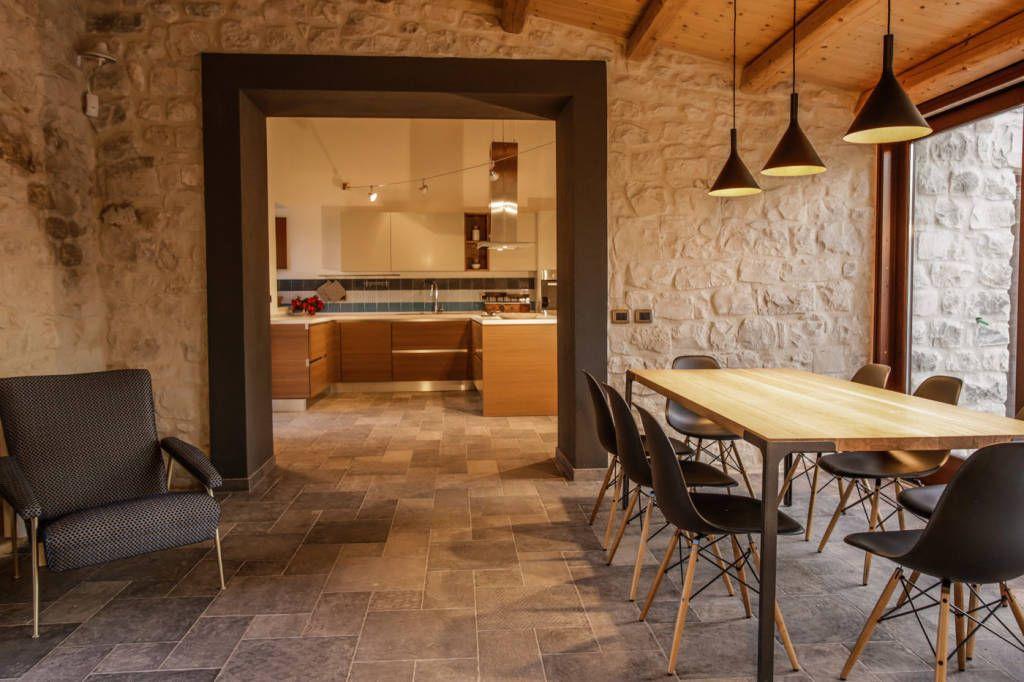 Sala Da Pranzo Rustica : Le meraviglie dello stile rustico moderno in 9 foto! projects to