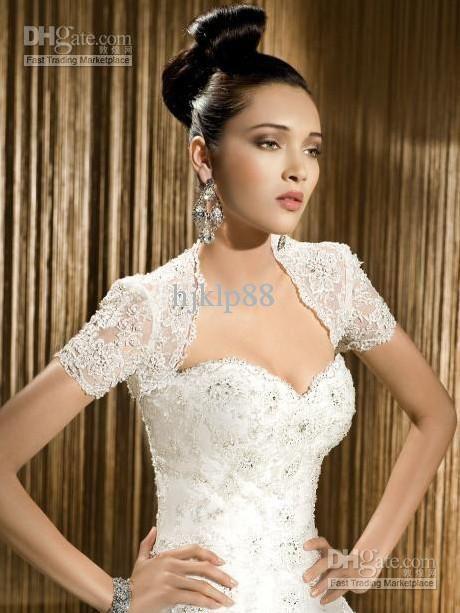 wedding dress bolero jacket - Google Search | Bridal Bolero ...