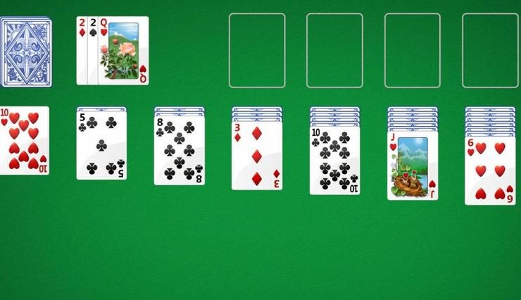 Nostalgia Alert Play Solitaire On Ios Android Now Solitaire