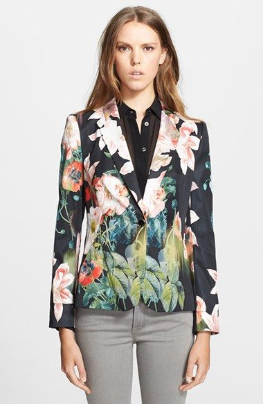 fd0e8018b35c Ted Baker London  Opulent Bloom  Jacket available at  Nordstrom ...