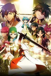 Magi The Kingdom Of Magic Episode 1 English Dubbed  Aladdin, Alibaba