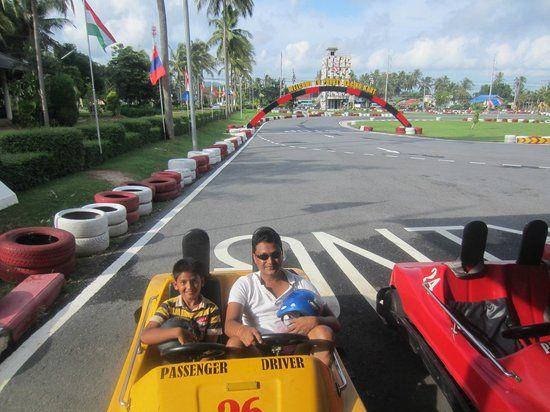 Patong Go Kart Speedway And Phuket Offroad Fun Park Phuket Go