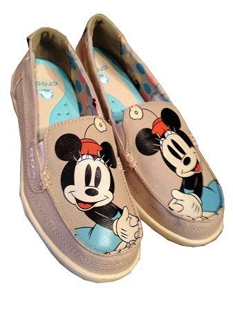 Disney Canvas Shoes - Crocs - Minnie