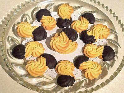 Viennese Biscuits recipe