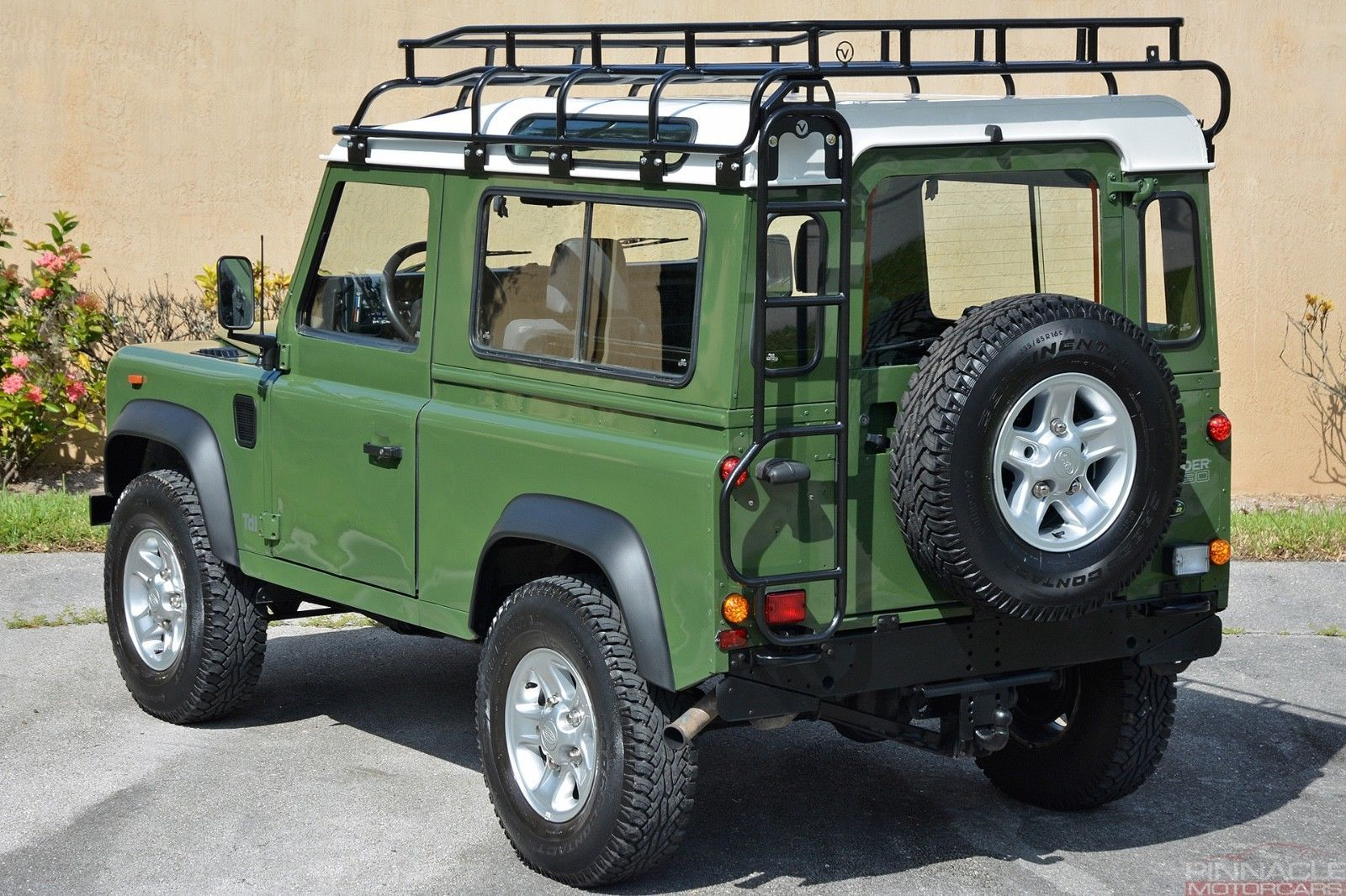 1992 Land Rover Defender 90 Land Rover Defender Land Rover