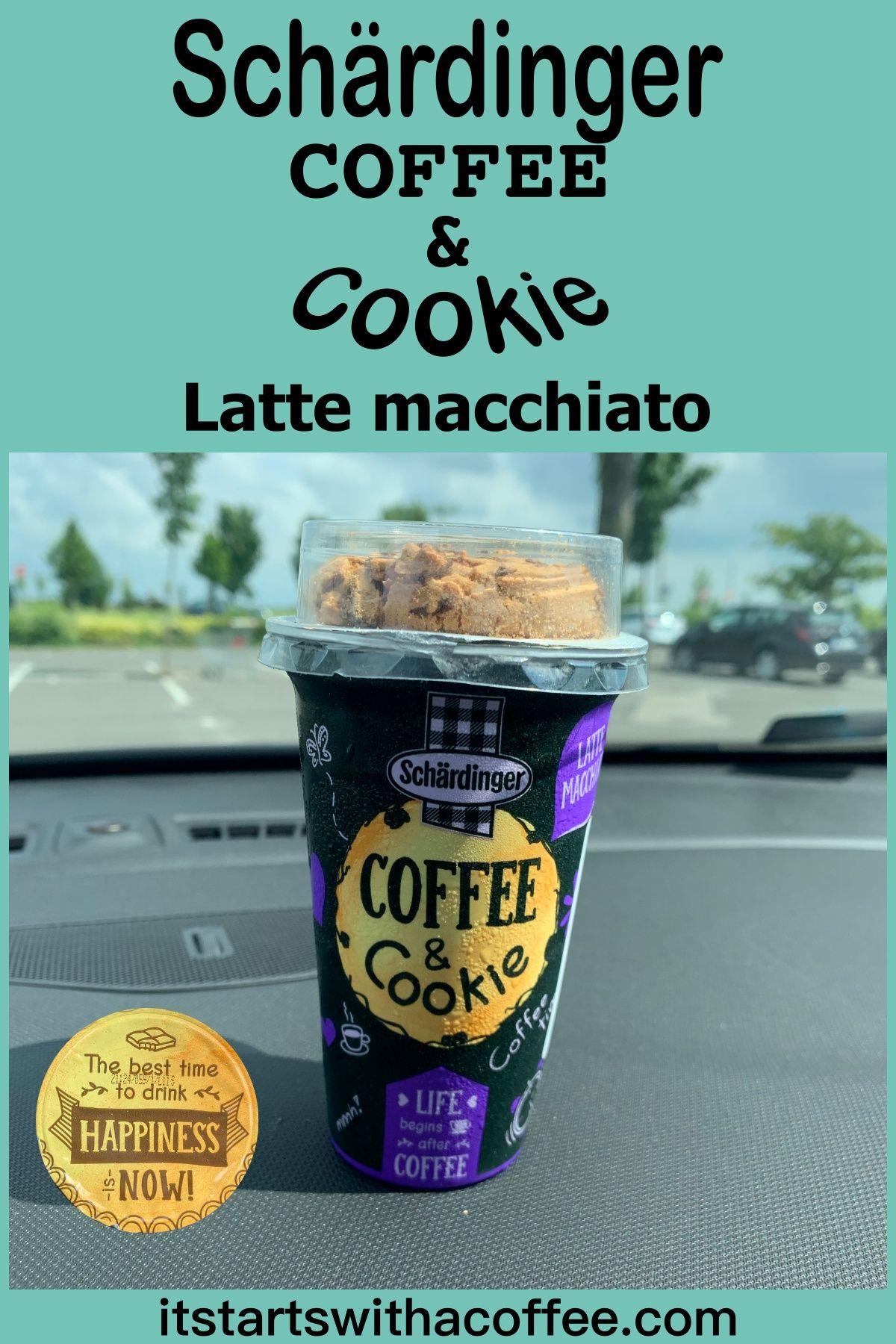 Schärdinger Coffee & Cookie — Latte Macchiato #lattemacchiato