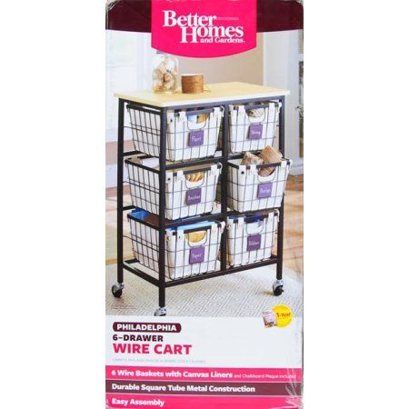 b8fa4d2575a6696750ed62bfb1e400a6 - Better Homes And Gardens Rolling Cart