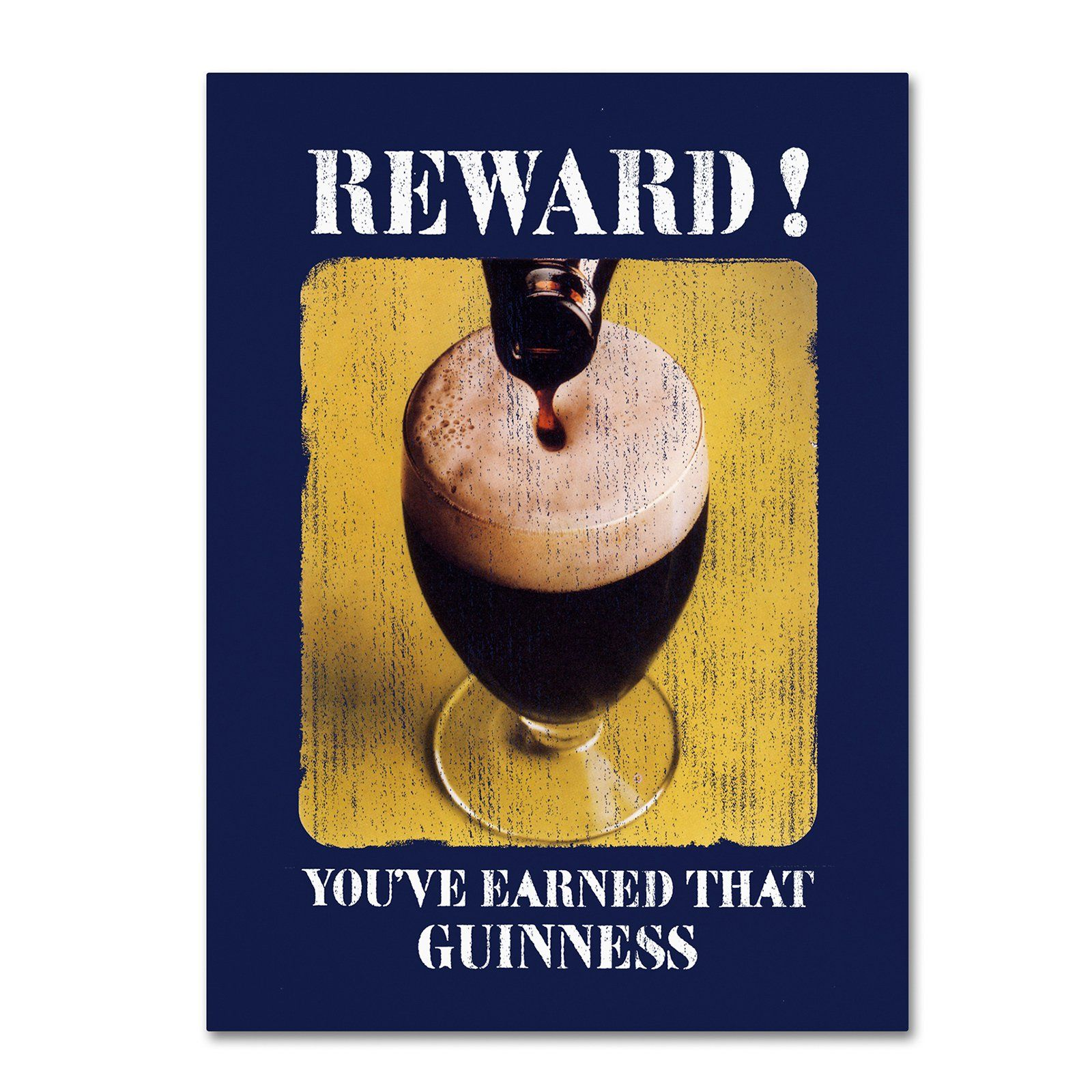 Guinness Brewery Reward Canvas Art - GN0006-C1419GG | Products ...