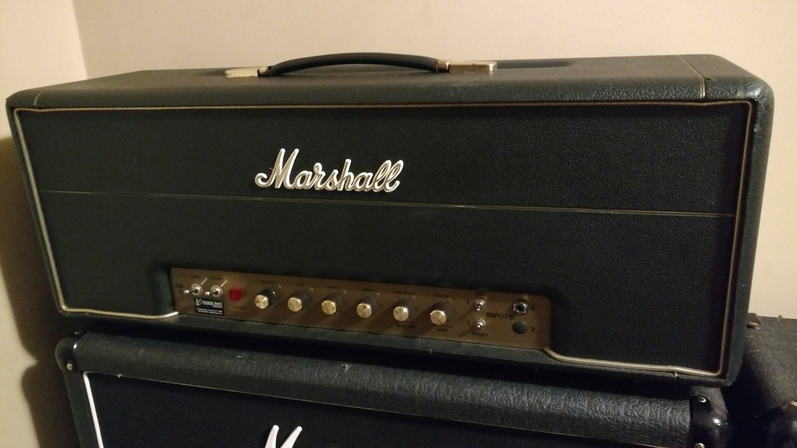 Marshall reissue 1959SLP 100 watt Guitar Amp with AFD mods | Common
