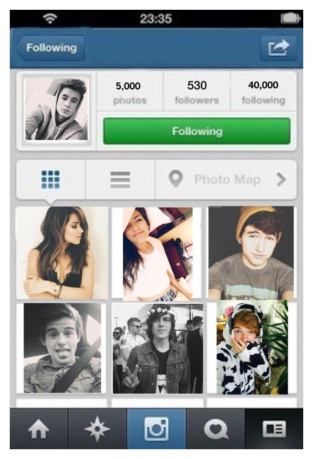 """""""Instagram<3"""" by xxx-izzy-xxx ❤ liked on Polyvore"""