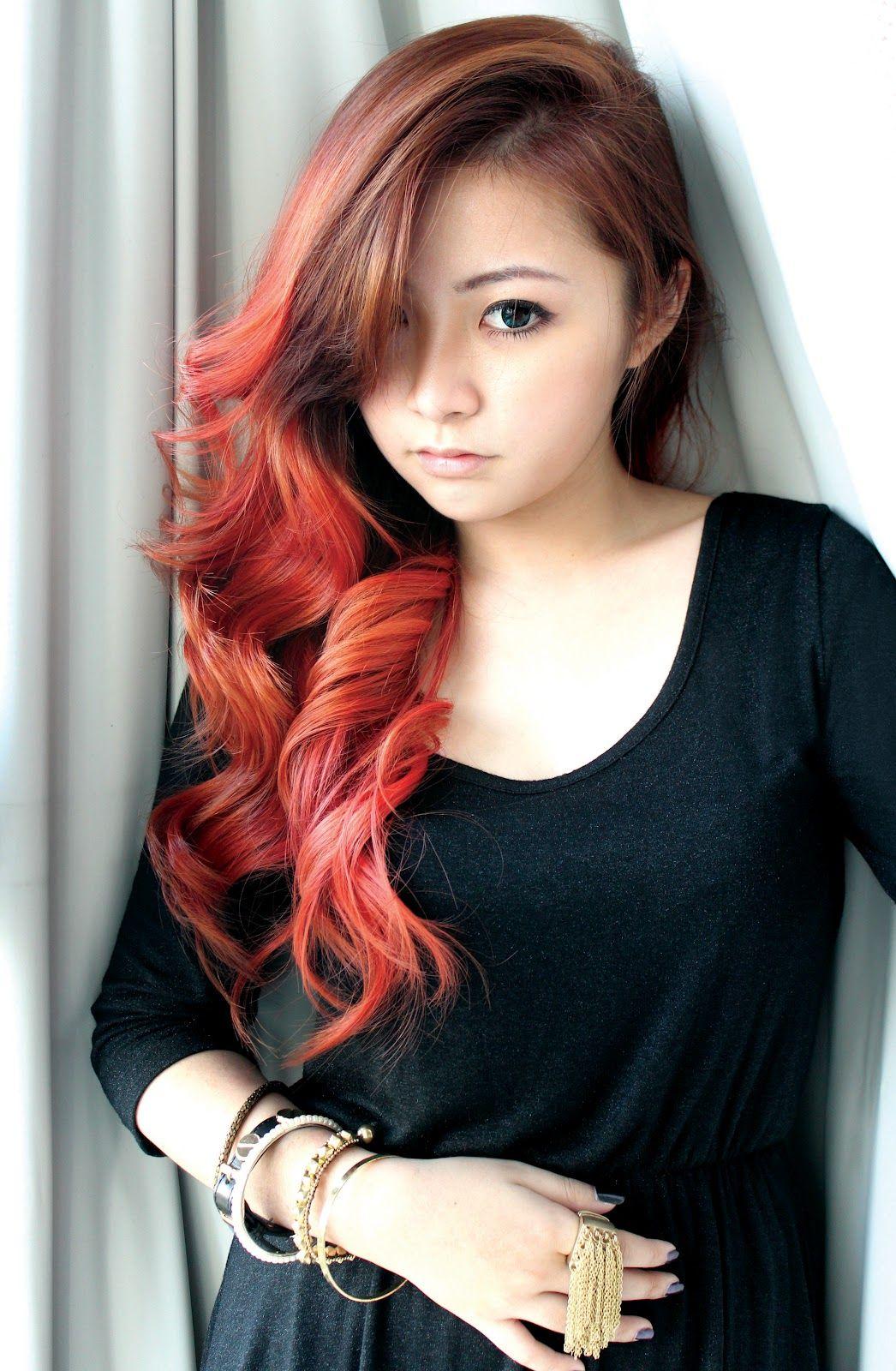 Omber Colorhighlighting Hairhair Colortint Hairhair Colorhair