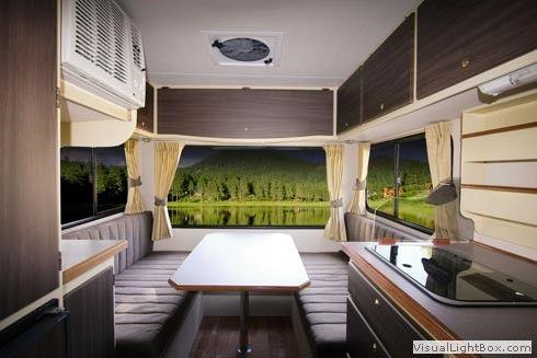 4x4 motorhomes interior | Discoverer 6 Bobo Campers - Camper Hire, Motorhome Rental, 4x4 Hire ...