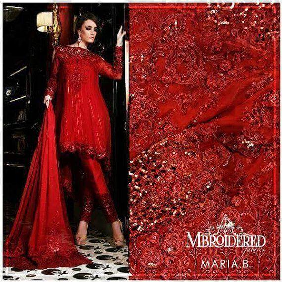 043472405c Valentine Special Maria B premium wedding edition by IrmaDesign ...