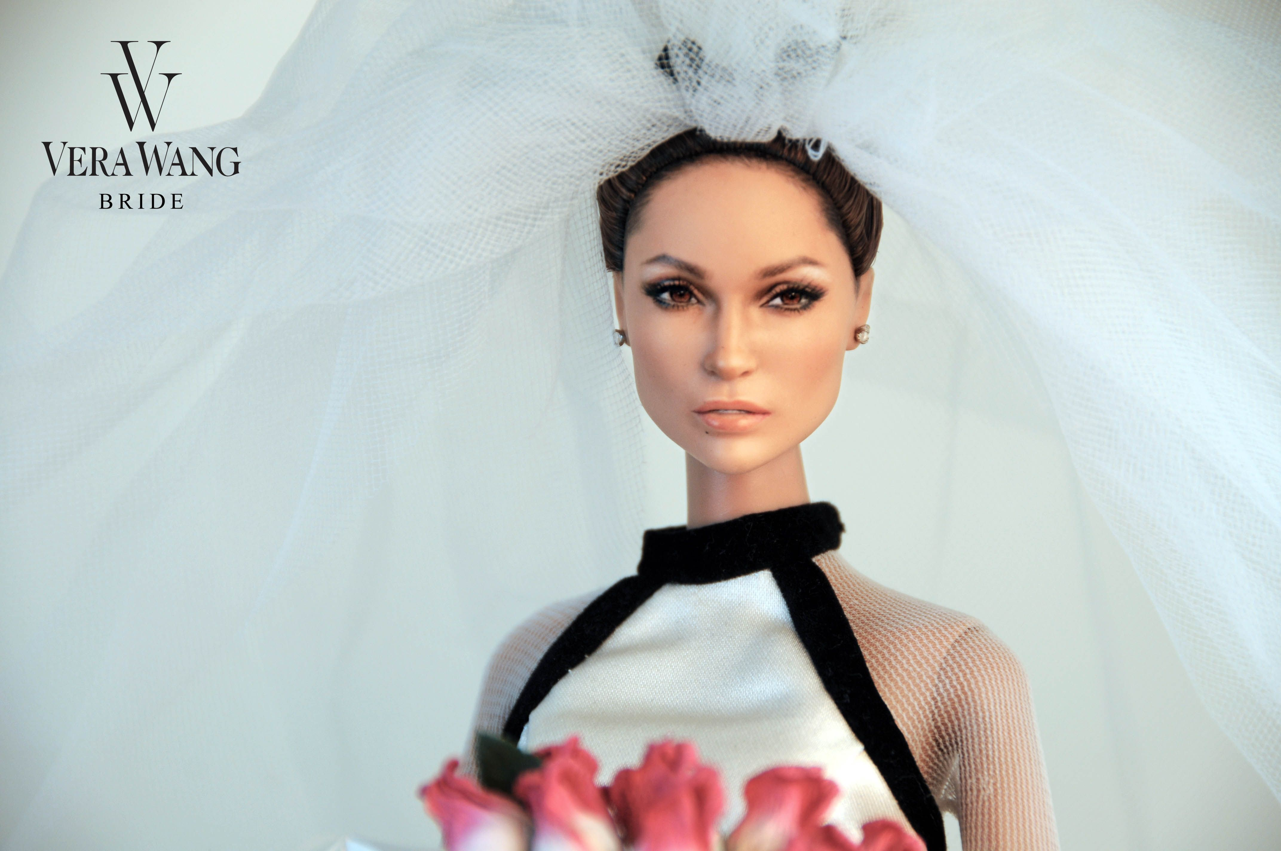 Jennifer Lopez (Red Carpet Barbie of JLO) as repainted and restyled ...