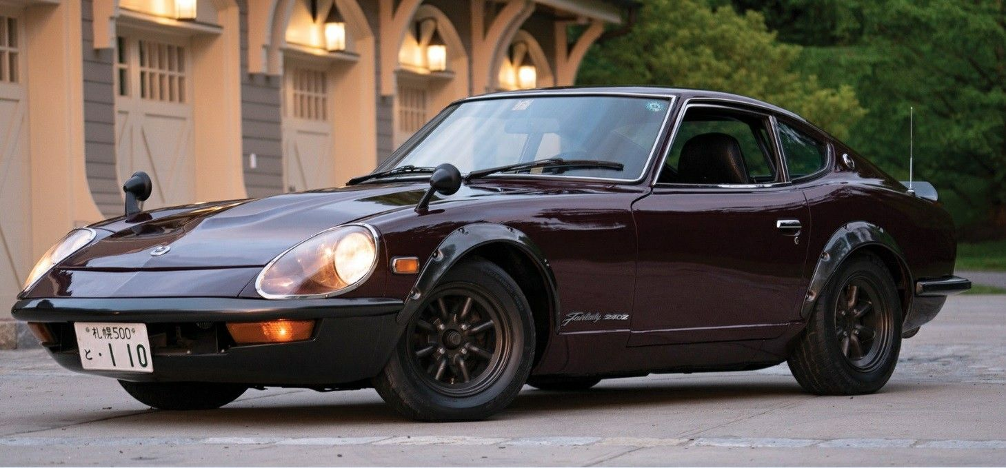 1972 Nissan Fairlady 240ZG (With images) Nissan