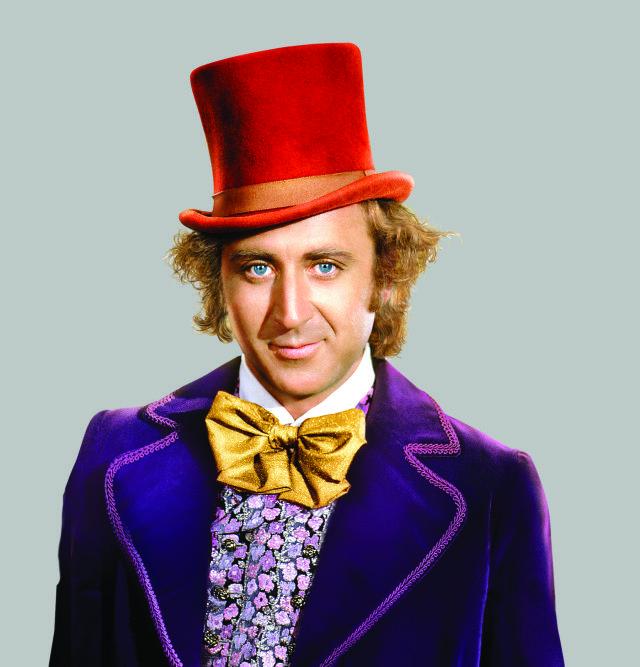 Gene Wilder - Willy Wonka | Movie Stuff | Wonka Chocolate ...