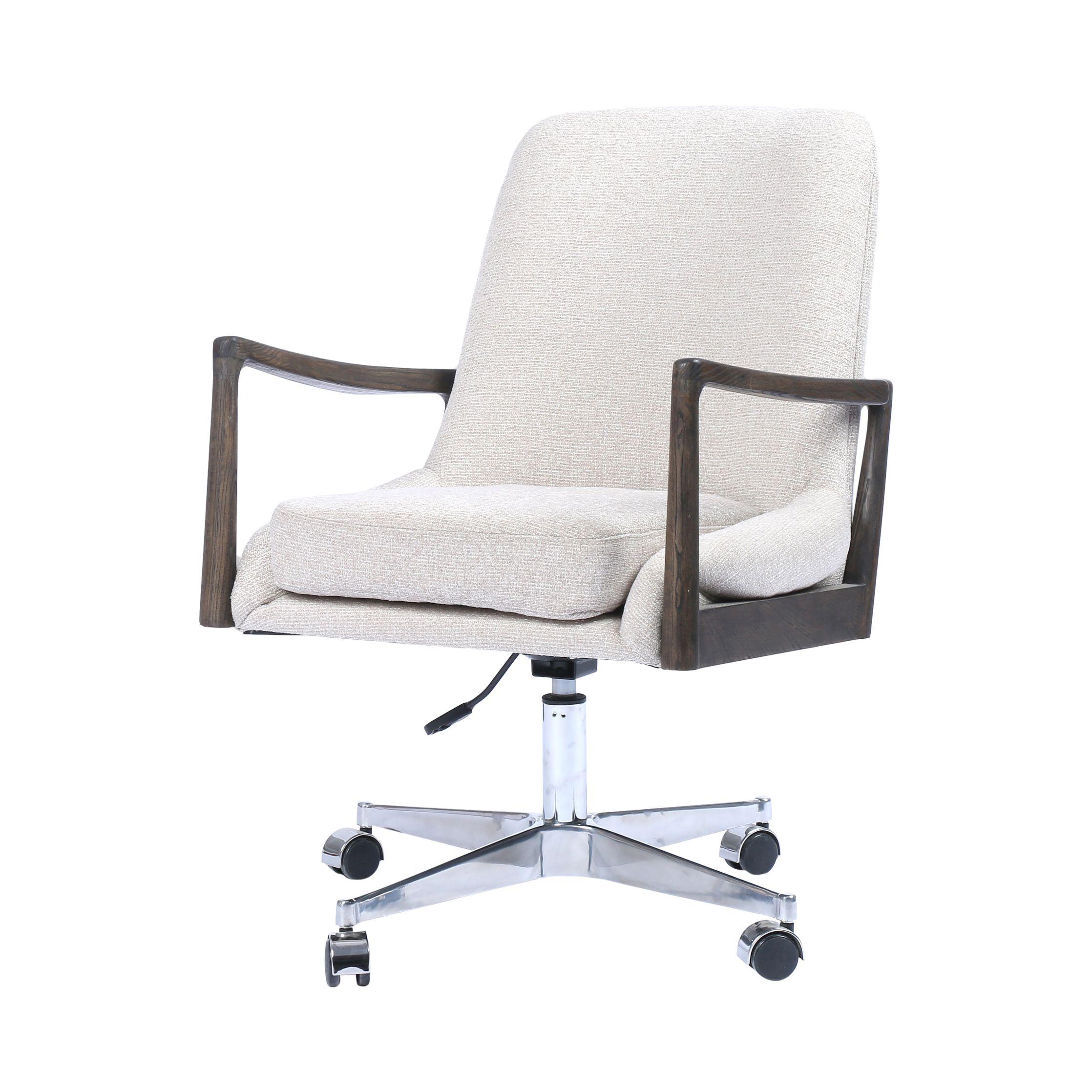 Upholstered Desk Chair Upholstered Desk Chair Modern Desk Chair