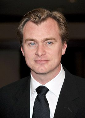 Christopher Nolan. Batman, Inception. One of the great new directors on the scene. Looking forward to what he'll do after Batman.