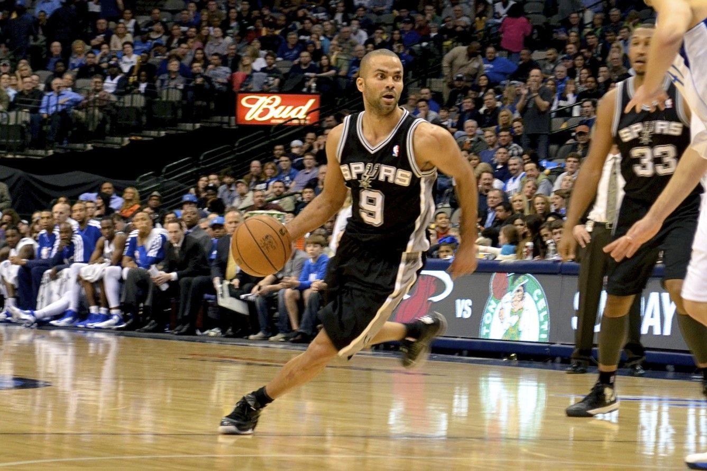 Tony Parker San Antonio Spurs San antonio spurs, Tony