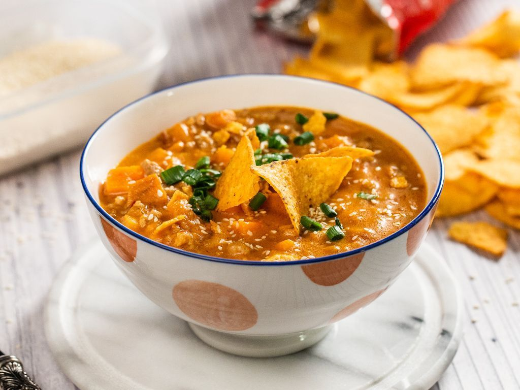 Turkey Peanut Stew | Recipe | Peanut stew, Turkey mince ...