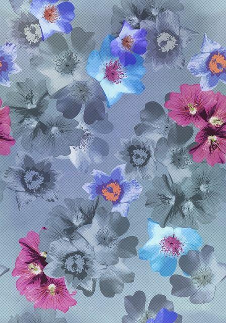 Pixabay의 무료 이미지 - 꽃, 패턴, 포인트, 섬유