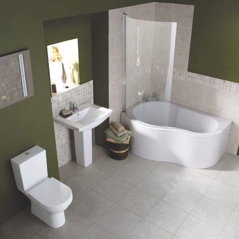 Palma Corner Bath Suite   Favorite Places & Spaces   Pinterest ...