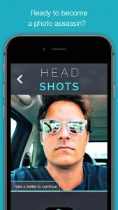 """Head Shot: Photo Assassin is a fun and challenging location-based, social game that's best described as a game of """"tag"""" for adults on steroids."""