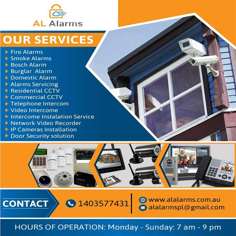 Which Type Of Home Security System You Should Install On Your Property Alarm Systems For Home Wireless Home Security Systems Home Security Systems